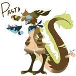 Pasta the Temri!