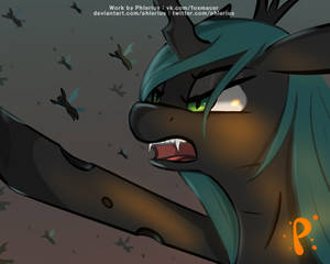 Chrysalis and the Flying Army