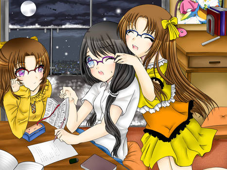 CR : Duh, ngga usah repot-repot dateng Cin by Yukinechii