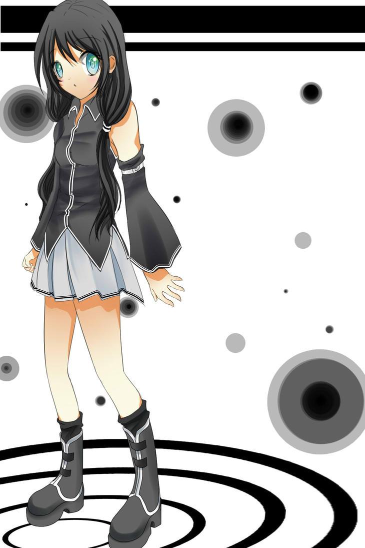 CR OC : Kumori Fin by Yukinechii