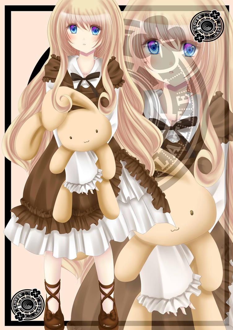 CLAC OC : Ruri by Yukinechii