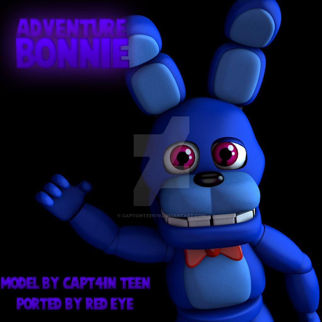 Adventure Bonnie SFM RELEASE By Capt4inTeen79 On DeviantArt