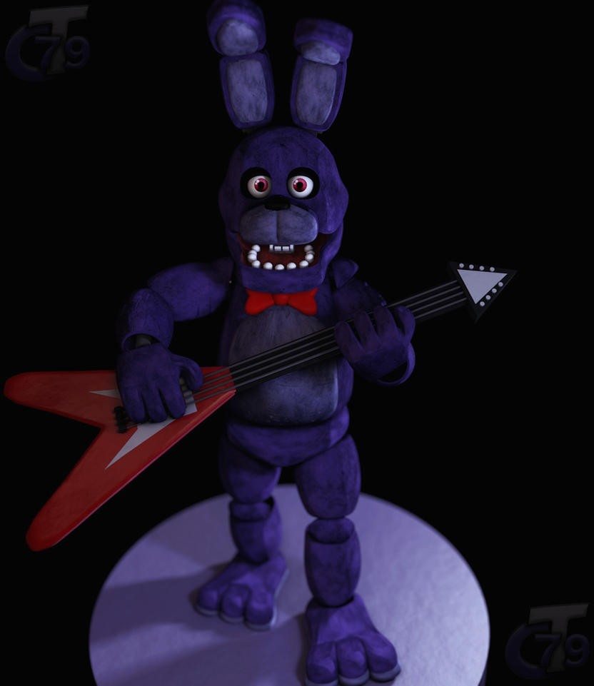 Bonnie by Capt4inTeen79 on DeviantArt