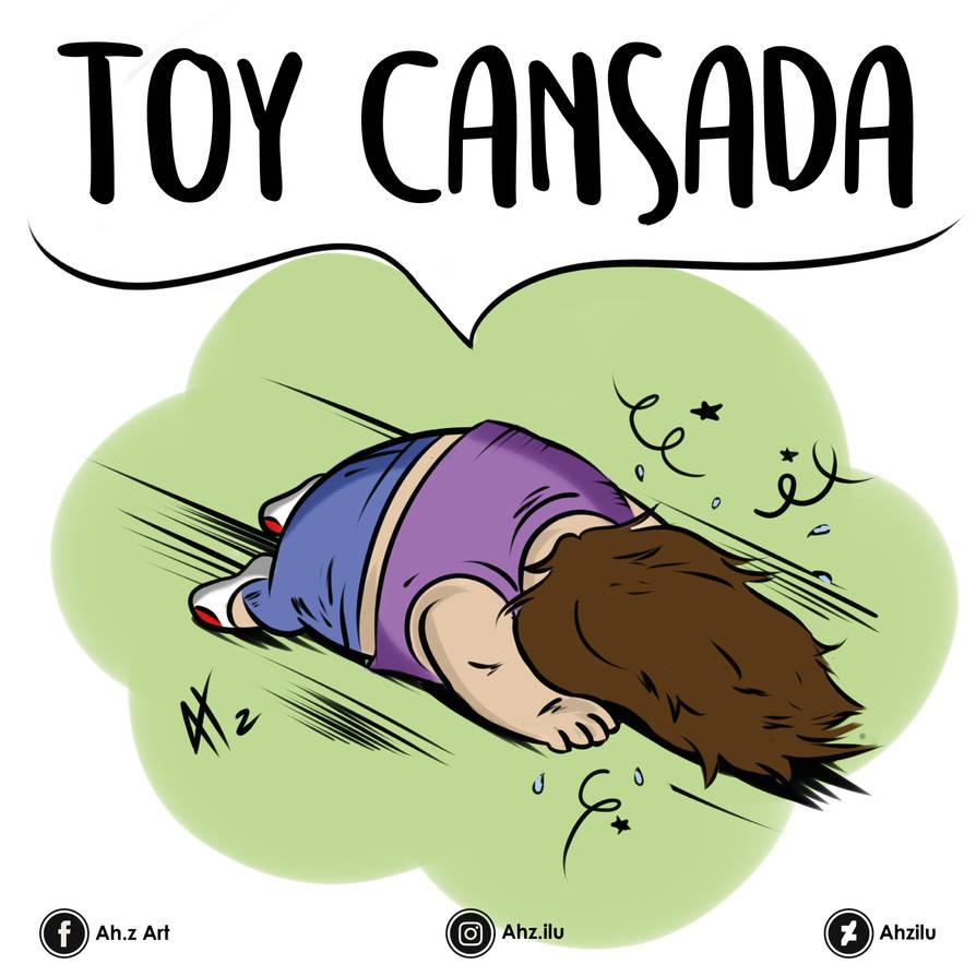 Toy Cansada By Ahzilu On Deviantart