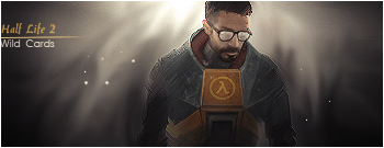 Half Life Signature by WildCards777