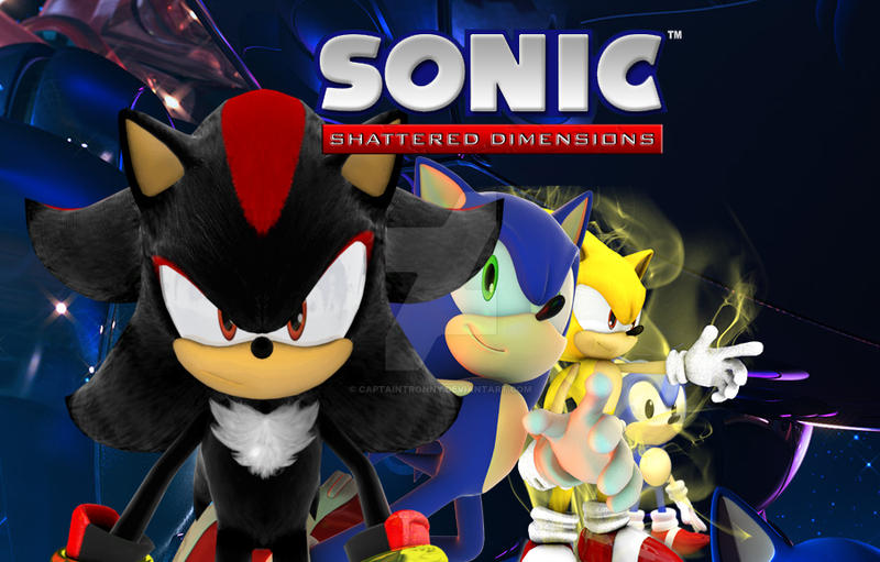 sonic meets spider man game parody fan art by captaintronny on