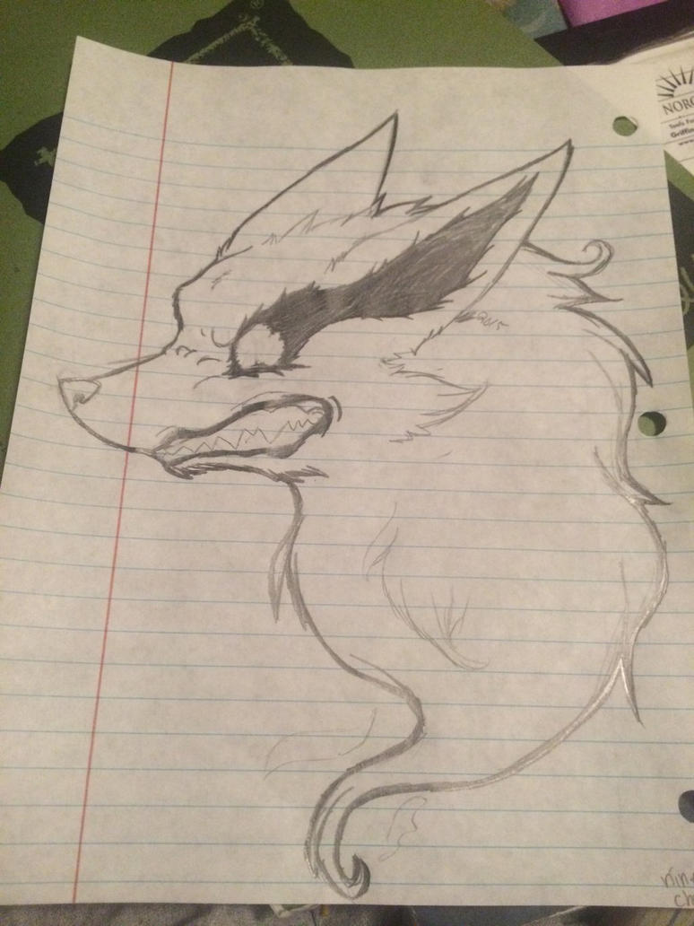 Nine Tails Chakra  by jessicaosteen96