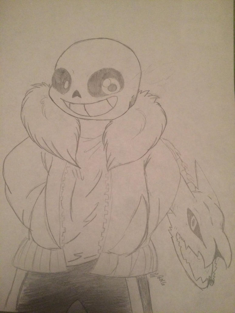 Sans!  by jessicaosteen96