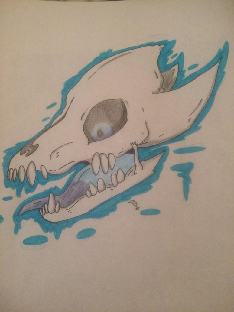 Gaster Blaster  by jessicaosteen96