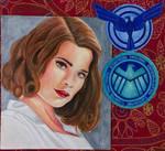 Peggy Carter A.K.A. Agent Carter