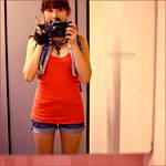 Red-orangeish