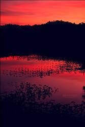 Waning Lake