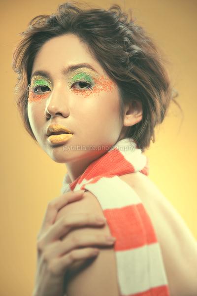 Summer in Winter by orangeish