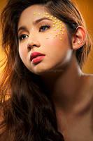 Honey Stars by orangeish