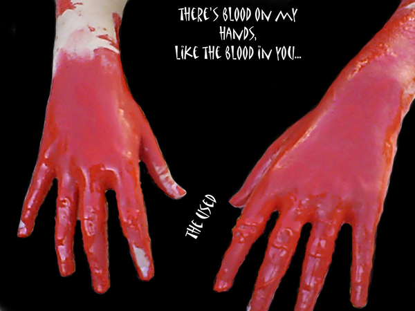 Blood On My Hands III by AngelsFallDown on deviantART