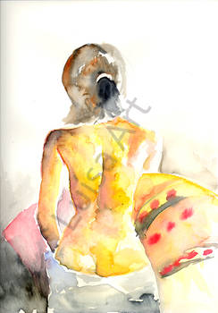 Nude paiting