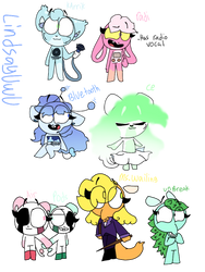 10 points adoptables (0/8)