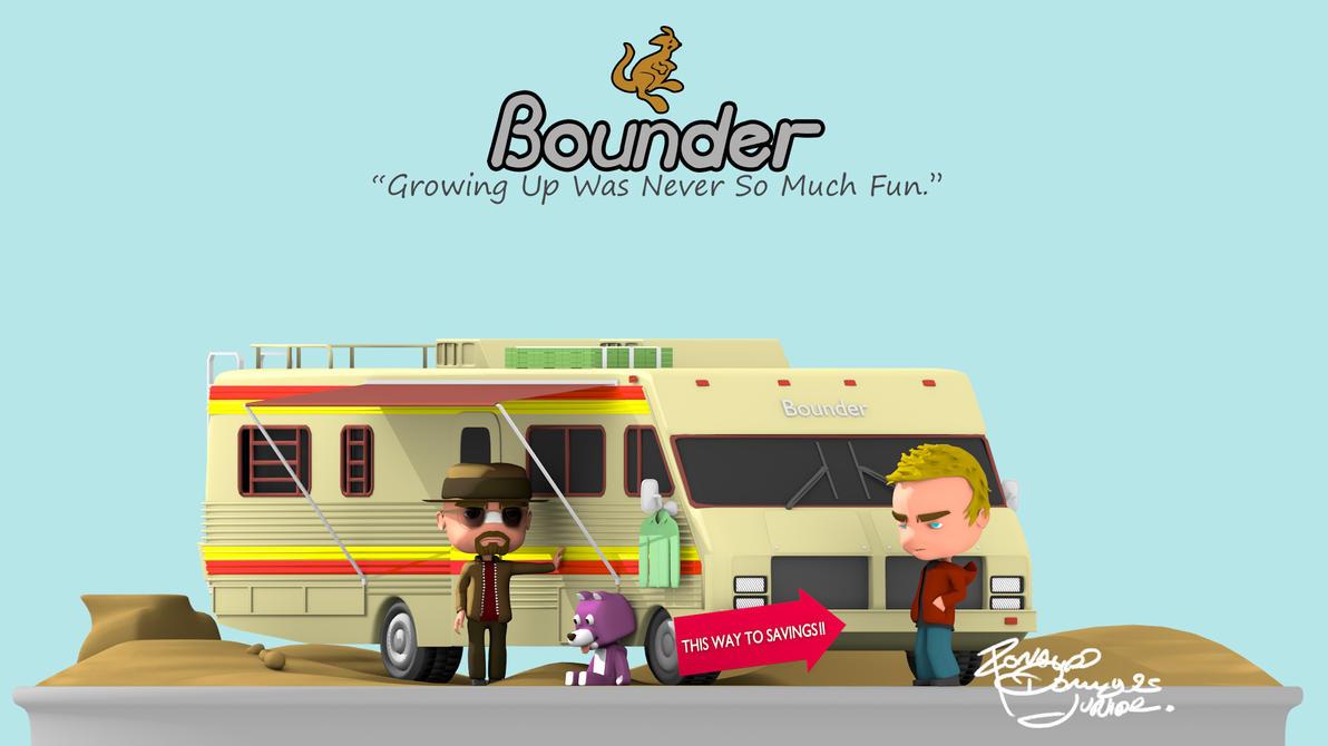 Bounder Breaking Bad