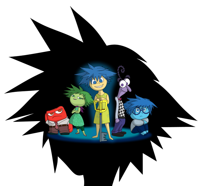 image kingdom hearts inside out crossover pictures d random