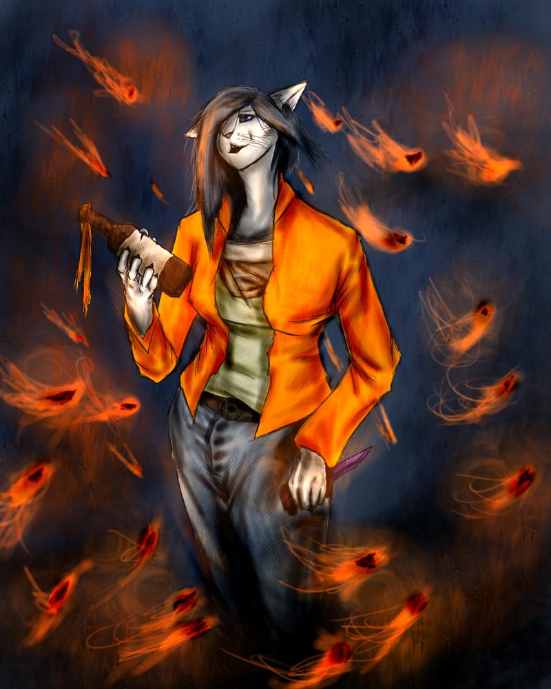 Eris by bloodtrailkiller