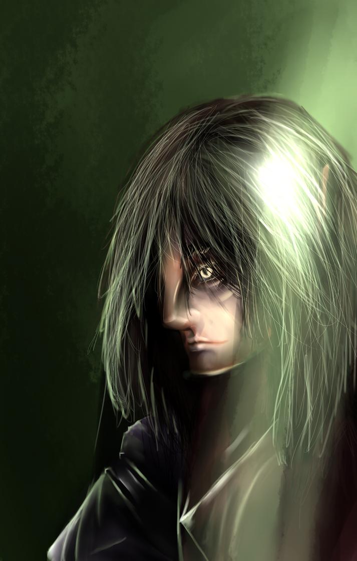 Pylys.Portrait by bloodtrailkiller