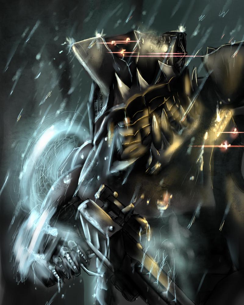 CCARDL Akula-Jaegyr by bloodtrailkiller