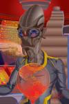 AlienOfficer Vector