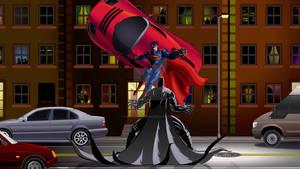 BatmanVsSuperman Vector