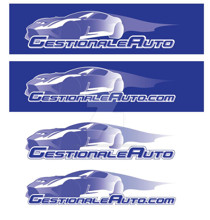 GestionalAuto LogoAttempt Vector-01 by polariswebworks