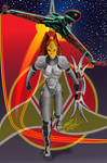 Klingon Anjelina Vector