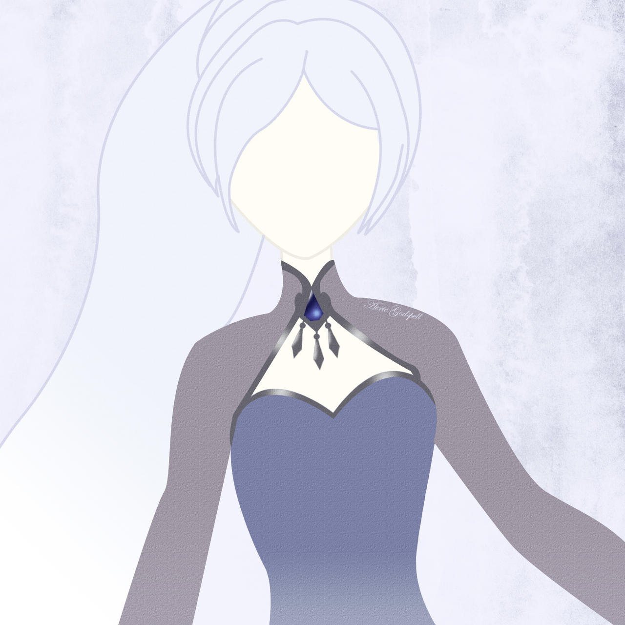 how tall is medaka kurogami