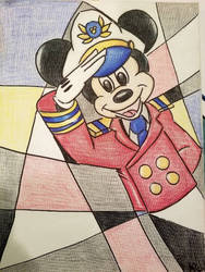 Captain Mickey 2017 by UndyingMagic