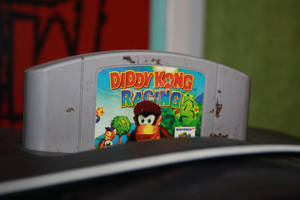 Diddy Kong Racing. by everythingphotos