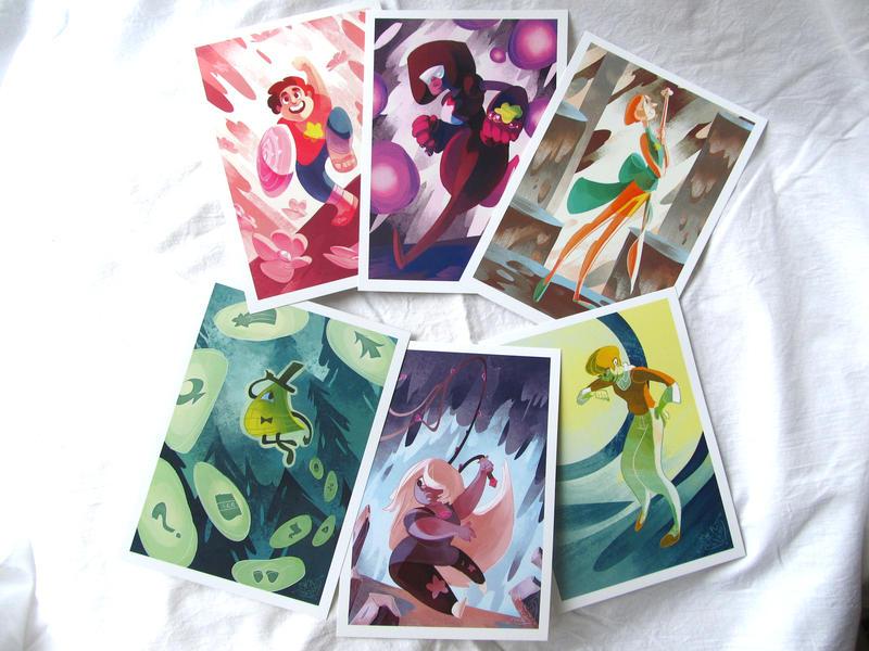 Spring Prints by HNAutumn