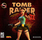 Tomb Raider 2 - Game Cover
