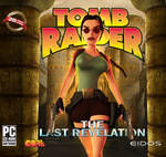 Tomb Raider 4 - Game Cover