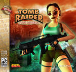 Tomb Raider Gold - Game Cover