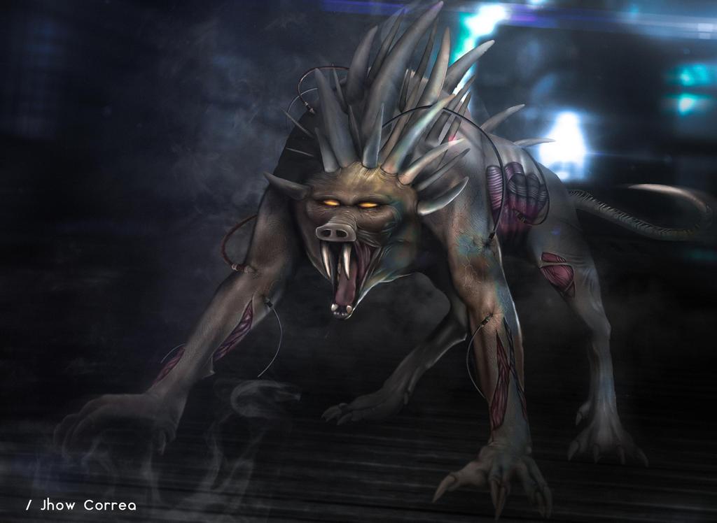 The Proto Nephilim - C...