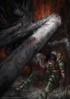 Lost Battle by VitoRafiie