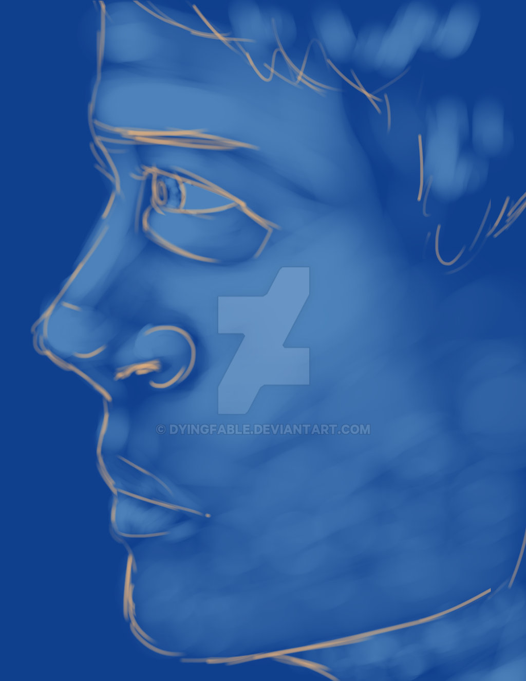 Castiel by DyingFable