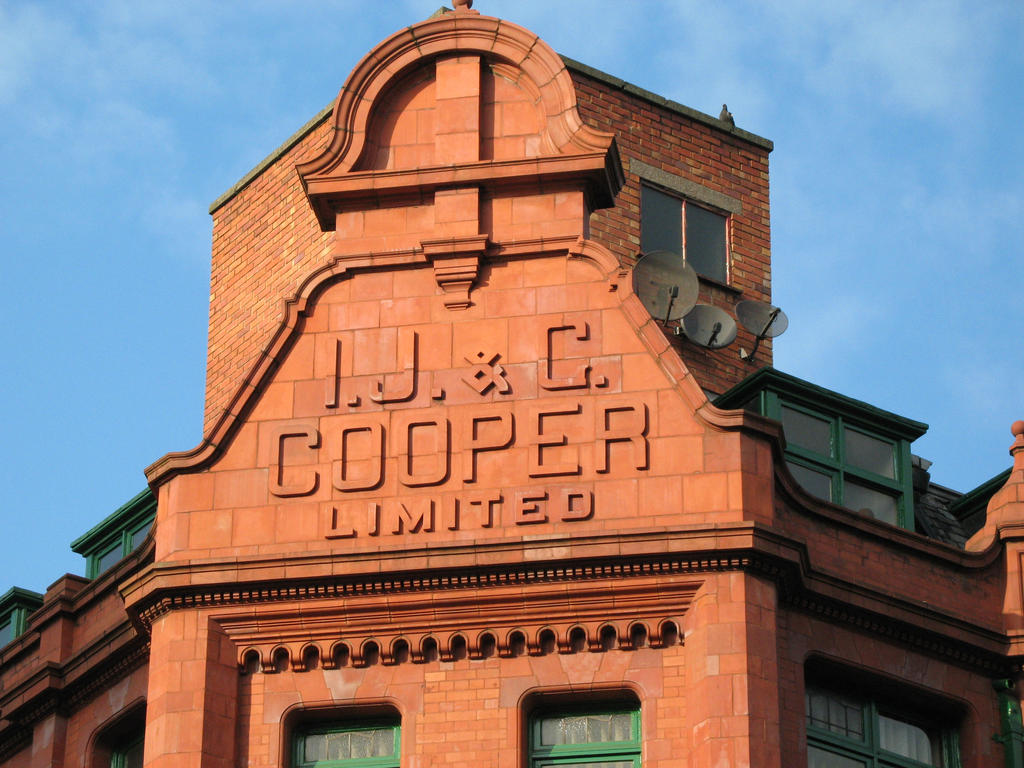 I. J. and C. Cooper Limited by Spinneyhead
