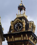 Plymouth Grove clock tower 2