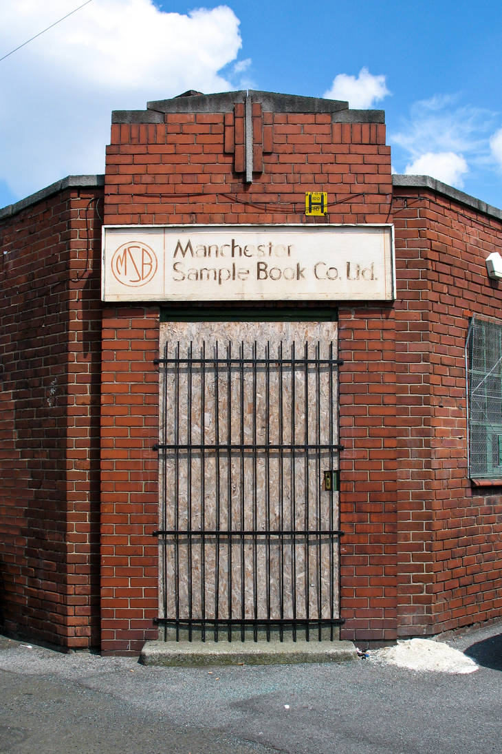 Manchester Sample Book Co. Ltd.