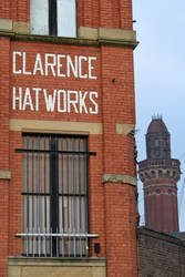 Clarence Hat Works by Spinneyhead