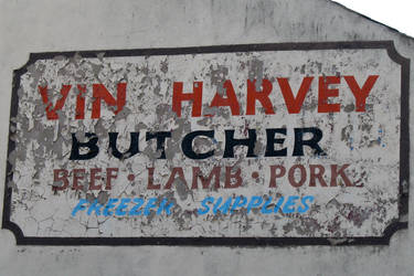 Vin Harvey, Butcher