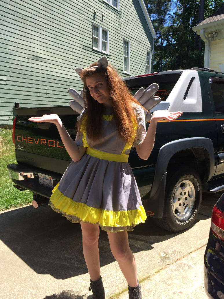 Derpy Animazement Cosplay 2014 by Maddster74