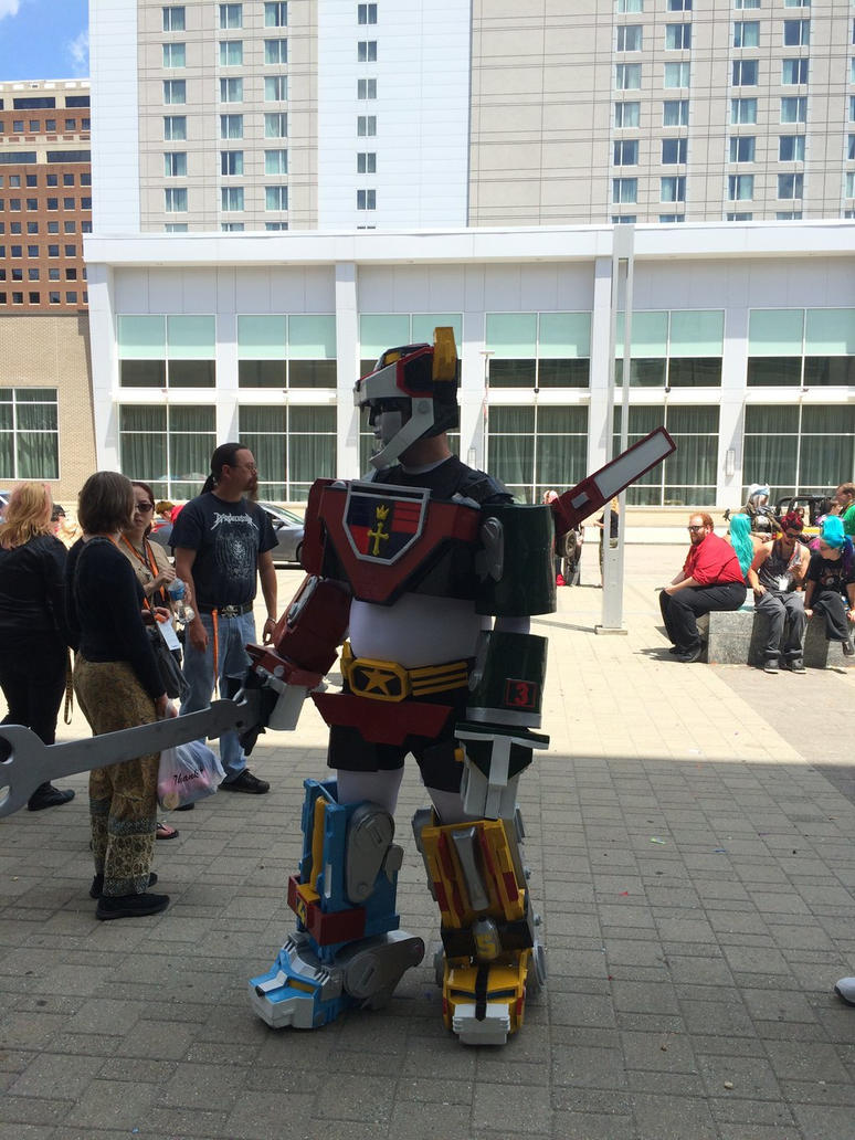 Voltron by Maddster74