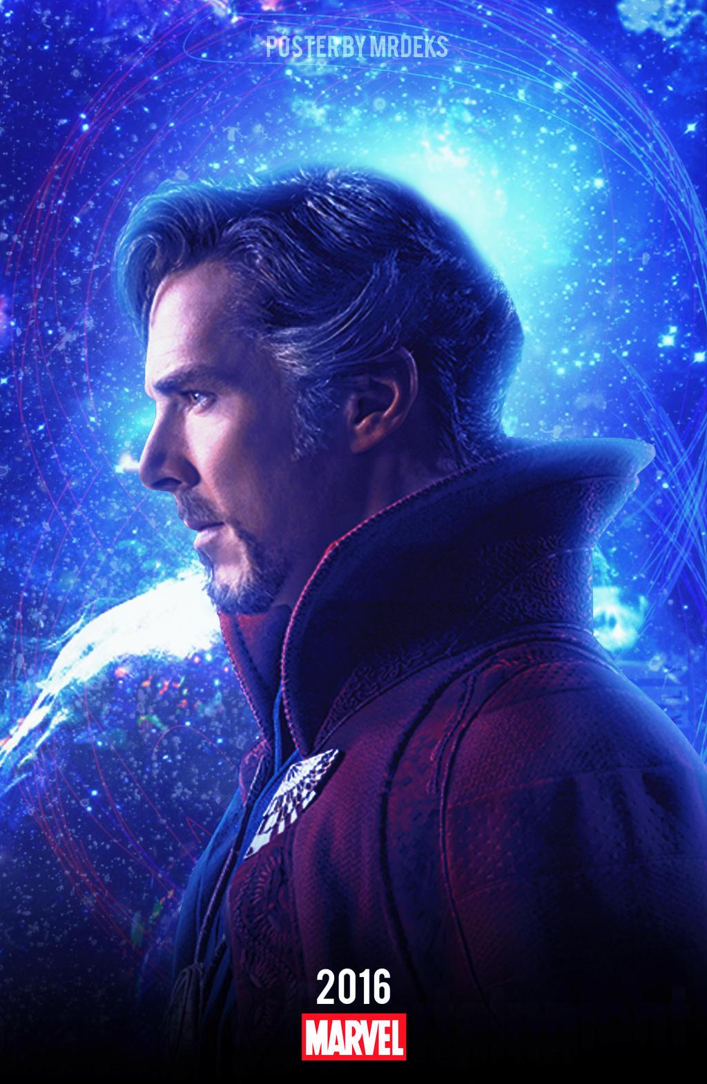 Dr Strange - Teaser Poster (2016) by MrDeks on DeviantArt
