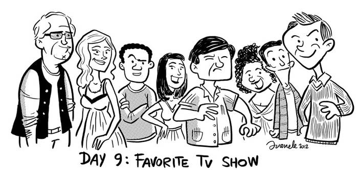 Day 9 - Favorite TV show