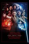 Star Wars: The Last Jedi - fanart poster
